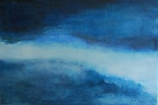 Nocturnal atmosphere  80 x 120